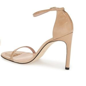 Stuart Weitzman Nudistsong Sandal Size 7.5